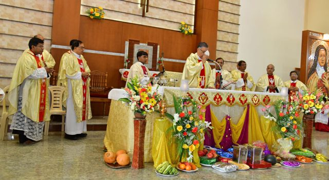 Welcome to Carmel Bangalore : sadbhavana