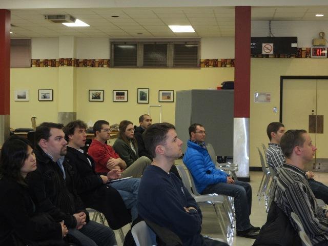 St Aloysius Parish Kitchener Ontario Young Adults